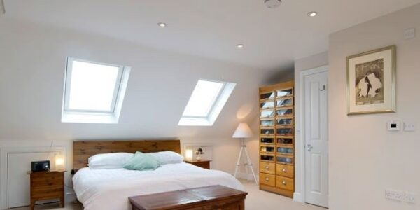 Andover Loft Conversion done by OEI Paris Construction